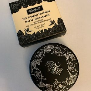 Kat Von B Lock It Powder Foundation